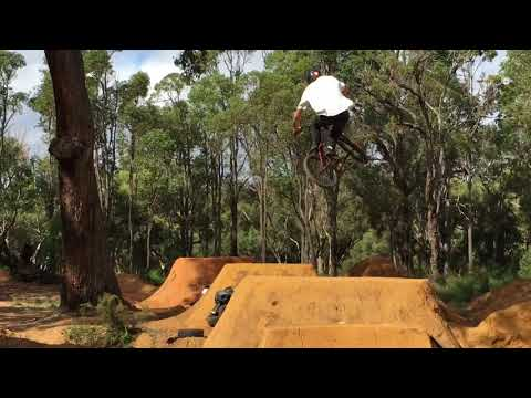 A day riding in collie, WA