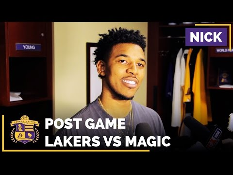 Nick Young Pissed Over Stolen Sock, From Target