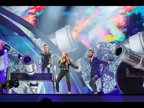 Eurovision 2017 - Romania, The Netherlands & Hungary Rehearsal (Day 3)