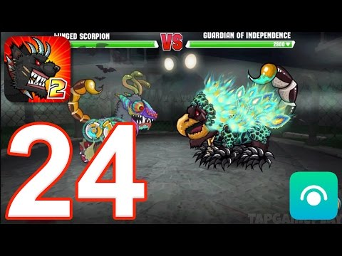Mutant Fighting Cup 2 - Gameplay Walkthrough Part 24 - Final Cup 6 Completed, Ending (iOS, Android)