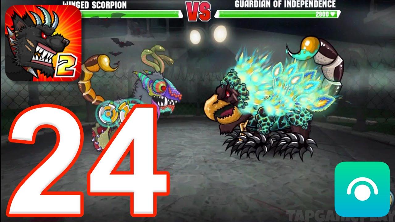 Mutant Fighting Cup 2 - Gameplay Walkthrough Part 24