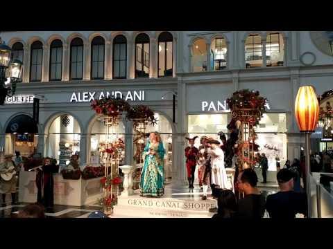 Las vegas Venetian - opera