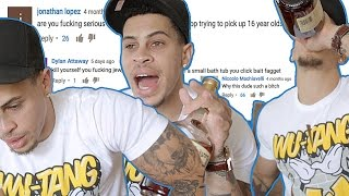 Reading Hate Comments DRUNK!