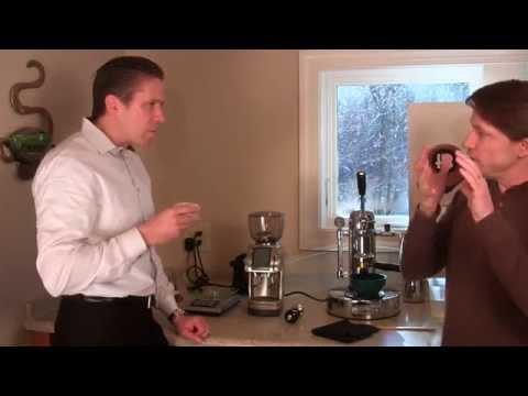 Newbie Introduction to Espresso - Lever Espresso Machines