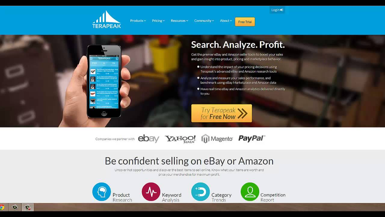 Ebay Amazon Niche Research Just Got 50 Easier Youtube
