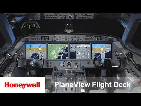 PlaneView Overview   Avionics   Honeywell Aviation