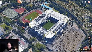 FM18 | S01–E09 | EXTRA | Stadium Visit | Westfalenstadion | Borussia Dortmund