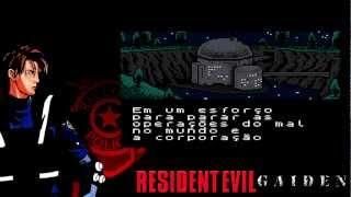 Resident Evil Gaiden - Parte 01 - Leon, Eu vou te Salvar!!