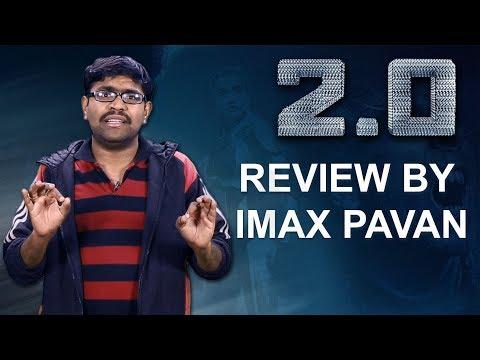Robo 2.0 | 2 Minutes Review By Imax Pavan | Rajinikanth | Shankar | Akshay Kumar | Amy Jackson