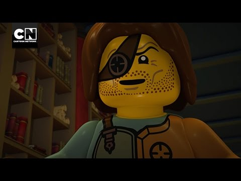 Public Enemy Number One | See It First | Ninjago | Cartoon Network