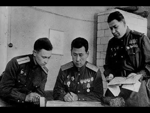 ГЕНЕРАЛ СОБИР РАХИМОВ - ТЕМИР ГЕНЕРАЛ