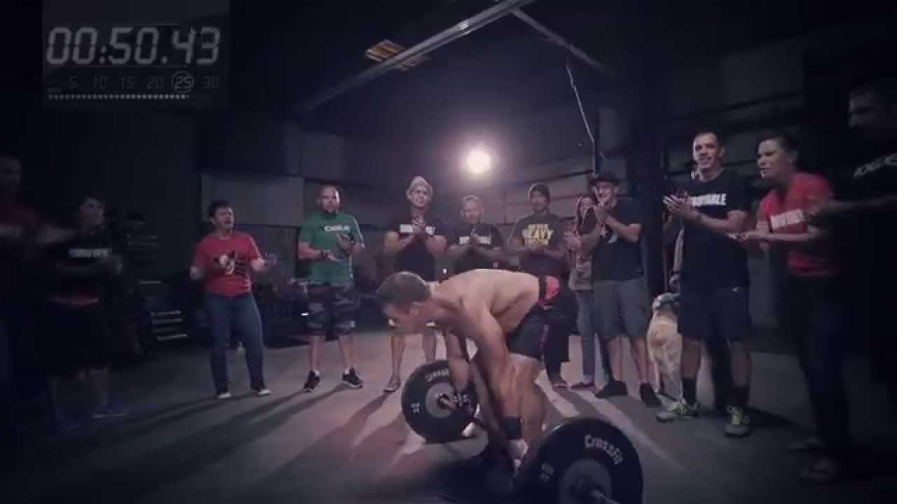 grace crossfit wod womens weights