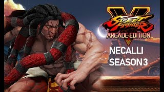 Download Video Street Fighter 5 : Arcade Edition - Necalli Season 3 MP3 3GP MP4