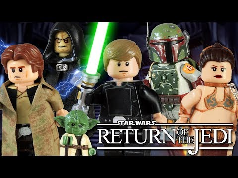 Custom LEGO Star Wars: Return of the Jedi Minifigures