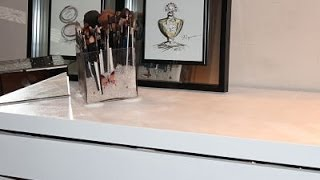 ♥♥my Ikea Malm Dressing Table Gets A Makeover♥♥
