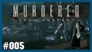 MURDERED: SOUL SUSPECT [GER] #005 - Einbruch im Polizeirevier! ★ Let's Play Murdered: Soul Suspect thumbnail