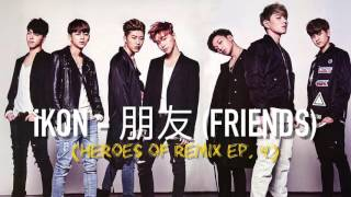 Video iKON - FRIENDS (Studio + Live Version) download MP3, 3GP, MP4, WEBM, AVI, FLV Mei 2018