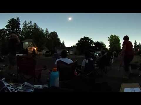 2017 Total Eclipse in Salem, OR – 360