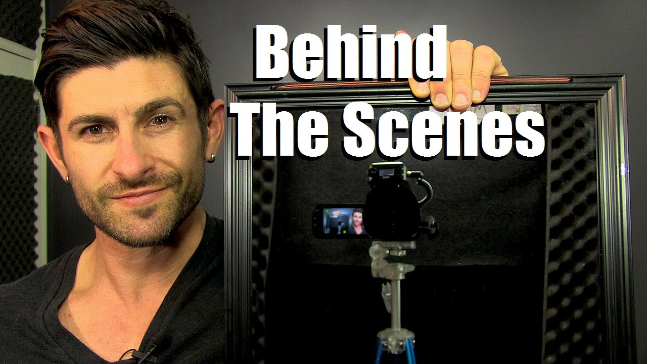 How to make a youtube video behind the scenes of an alpha m how to make a youtube video behind the scenes of an alpha m video youtube tutorial youtube baditri Image collections