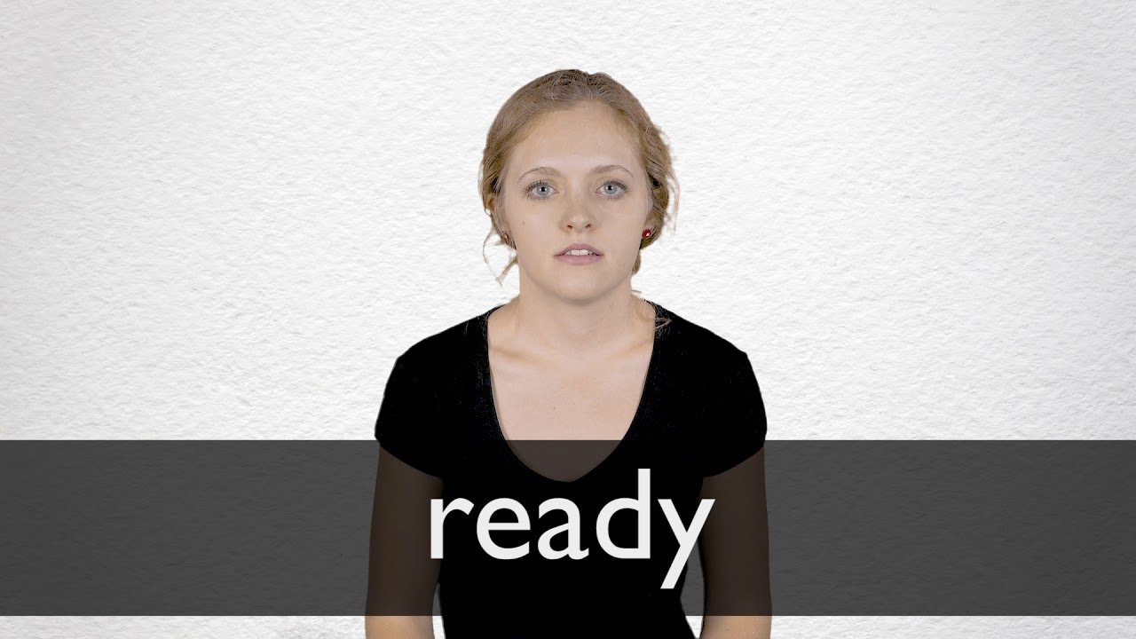 Ready Synonyms | Collins English Thesaurus