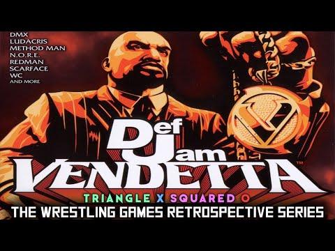 'Def Jam Vendetta' RETROSPECTIVE - Triangle X Squared O.