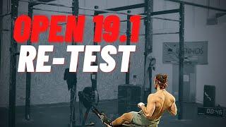 19.1 RE-TEST - S'AMELIORER SUR UN WOD DES OPENS