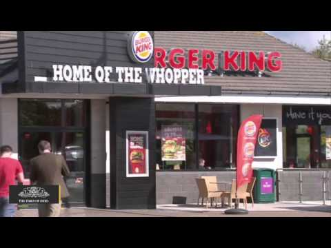 Burger King/Tim Hortons Parent Posts Quarterly Loss