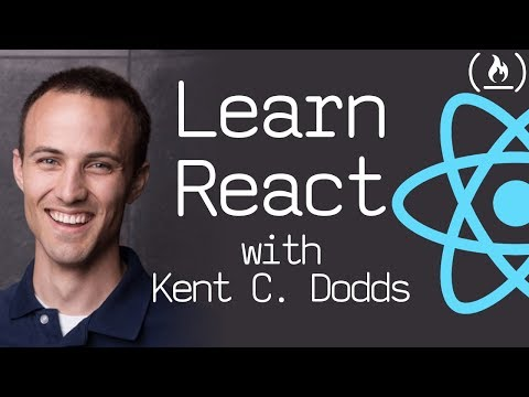 Learn React with Kent C. Dodds