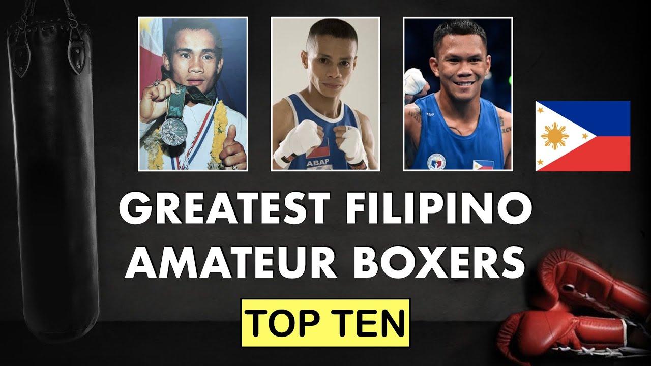 Top ten amateur