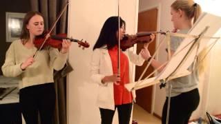 Att spela fiol