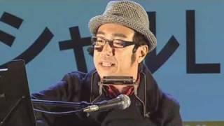 2010.12.15 HPグルメ忘年会プロジェクト ルー大柴 東京03 福田萌.