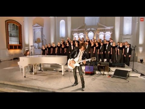 Aerosmith  Dream On with Southern California Childrens Chorus  Boston Marathon Bombing Tribute