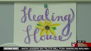 Healing House helps two sisters heal after the death of their mother