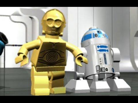 Lego star wars the complete saga 100 guide 19 secret - Croiseur star wars lego ...