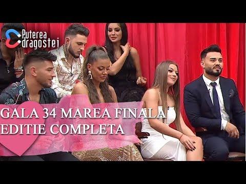 Puterea dragostei (13.07.2019) - Gala 34 MAREA FINALA | Editie COMPLETA