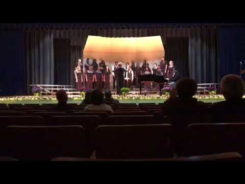 Churchland Middle School 8th Grade Choir