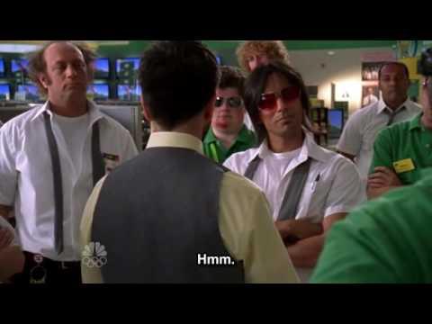 Chuck / Morgan vs Lester subtitulado