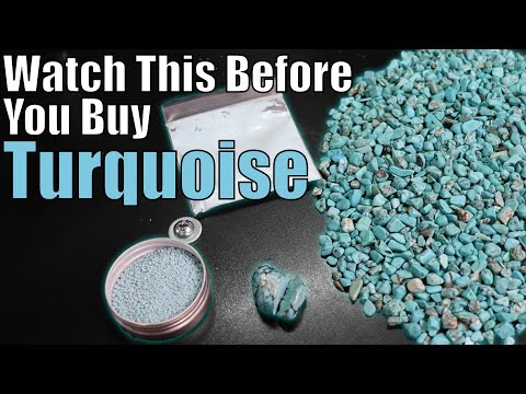 Watch This Before You Buy Turquoise - Know What You're Buying