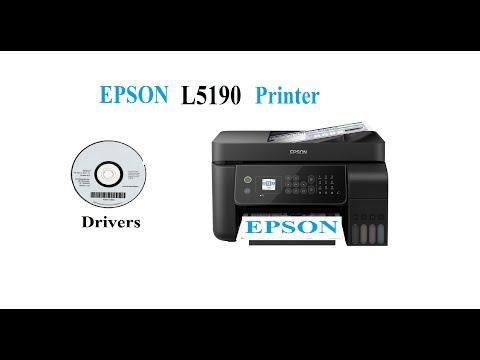 Cara Scan Di Printer Epson L5190 Mastekno Co Id