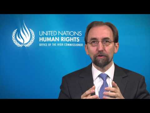 High Commissioner message - Human Rights Day 2015