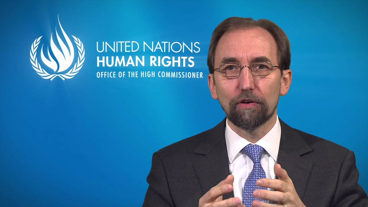 High commissioner message human rights day 2015 youtube - Office for the high commissioner for human rights ...