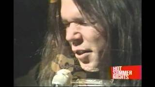 Neil Young Live At The BBC 1971. 04 Heart Of Gold.