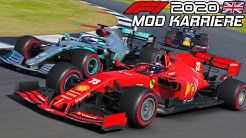 F1 2020 MOD KARRIERE #10: Silverstone, Großbritannien GP | Formel 1 2019 4K Gameplay