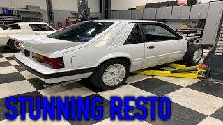 Download A one owner Saleen gets a full restoration! *AMAZING WORK* Mp3 and Videos