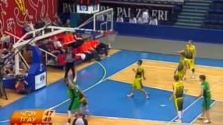 Финал ассоциации студенческого баскетбола России.