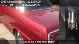 1963 Chevrolet Nova  for sale in Hobart, IN 46342 at Haggle