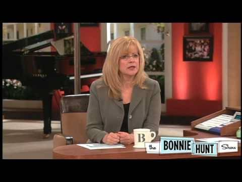 Bonnie's Reaction to Susan Boyle - THE BONNIE HUNT SHOW