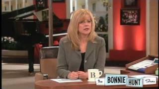 Bonnie's Reaction to Susan Boyle - THE BONNIE HUNT SHOW