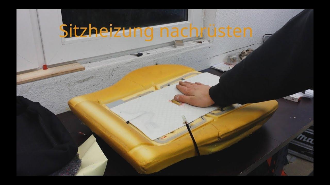 c 220 cdi w203 s203 sitzheizung nachr sten youtube. Black Bedroom Furniture Sets. Home Design Ideas