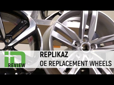 Replikaz OE Replacement Wheels Overview